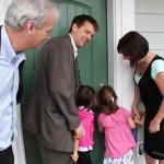 Blog Photo - Opening Door of House