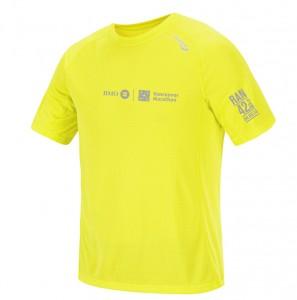 2014 BMO Vancouver Marathon Saucony Tech Shirt