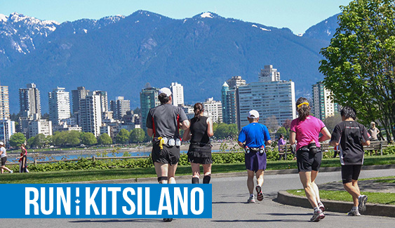 Run Kitsilano