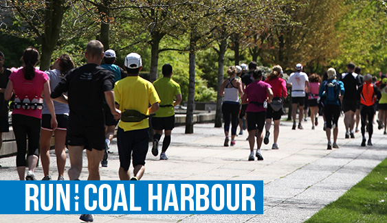 Run Coal Harbour