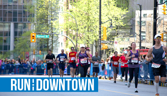 Run Downtown